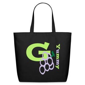 G Grapes Yummy - Eco-Friendly Cotton Tote