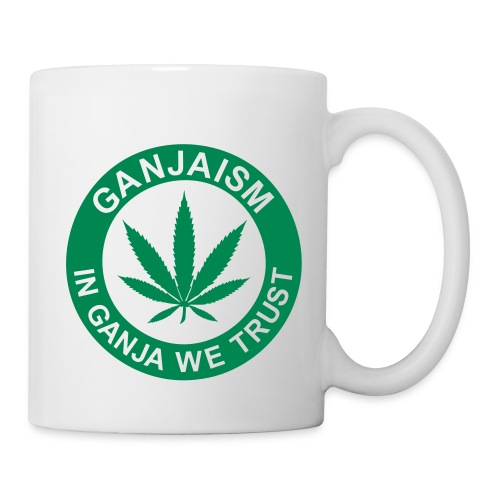 Ganjaism Classic - Coffee/Tea Mug