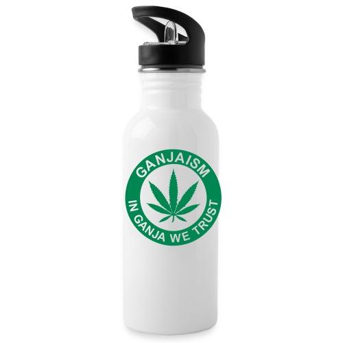 Ganjaism Classic - Water Bottle