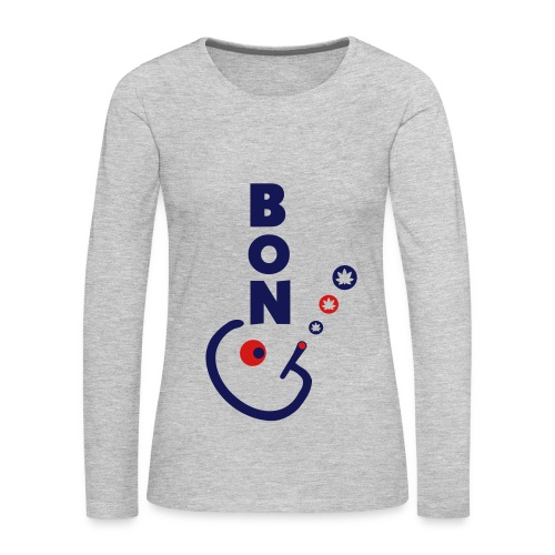 Bong - Women's Premium Long Sleeve T-Shirt