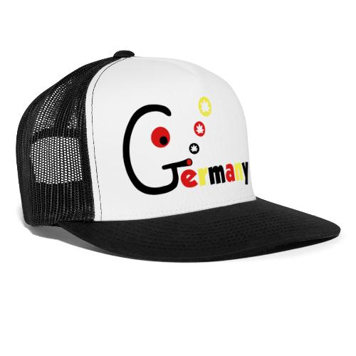Germany - Trucker Cap