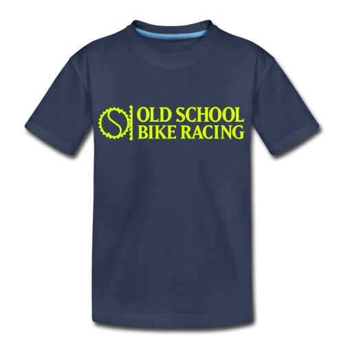 Kids Short Sleeve Old School Racing - Kids' Premium T-Shirt