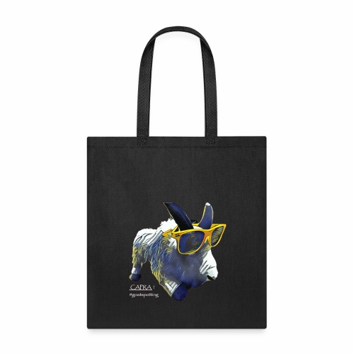 CAPRA! The Community Goat - Tote Bag