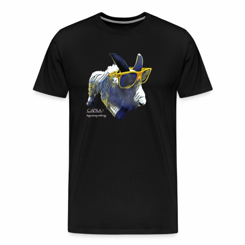 CAPRA! The Community Goat - Men's Premium T-Shirt