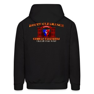 38th ID - RC Sapper Back Only - Men's Hoodie