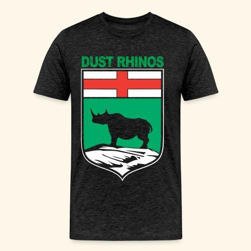 Manitoba Rhino T-Shirt - Men's Premium T-Shirt