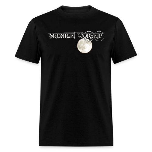 MIDNIGHT WORSHIP: The Stillness of Night (T-Shirt) - Men's T-Shirt