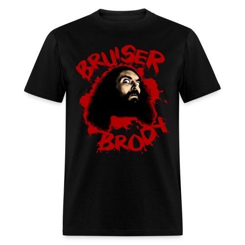 Brody#1 Black - Men's T-Shirt