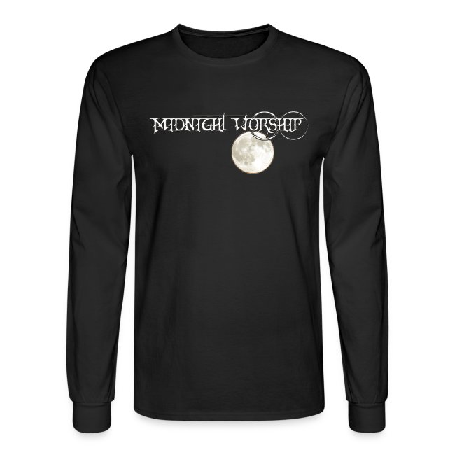 MIDNIGHT WORSHIP: At Night You Give Me a Song (Long Sleeve) | Men's Long  Sleeve T-Shirt