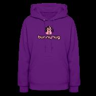 Hoodies ~ Women's Hoodie ~ Women's Bunnyhug