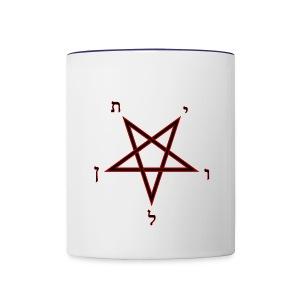 Satanic Leviathan Pentagram