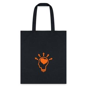 * Think Love Ideas *  - Tote Bag