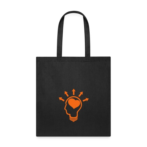 * Think Love Ideas *  - Tote Bag
