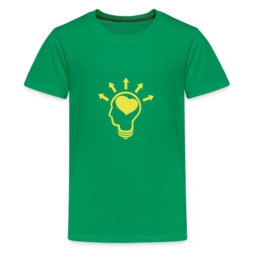* Think Love Ideas *  - T-shirt premium pour ados