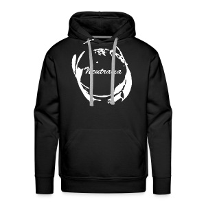 Neutralia Logo Black (Men's) - Men's Premium Hoodie