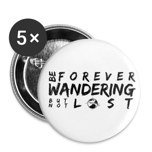 Wanderer Buttons - Large Buttons