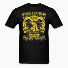 Combatives Fighter New Design T-Shirts