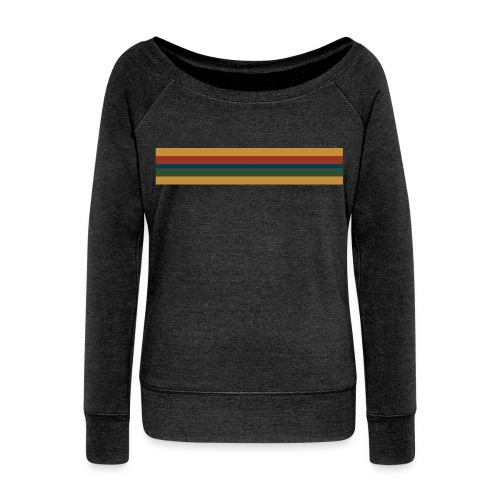 13th Doctor - women's sweatshirt - Women's Wideneck Sweatshirt