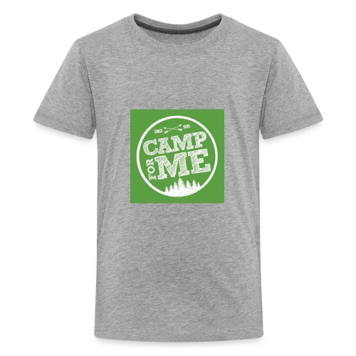 Camp for Me t-shirt - Kids' Premium T-Shirt