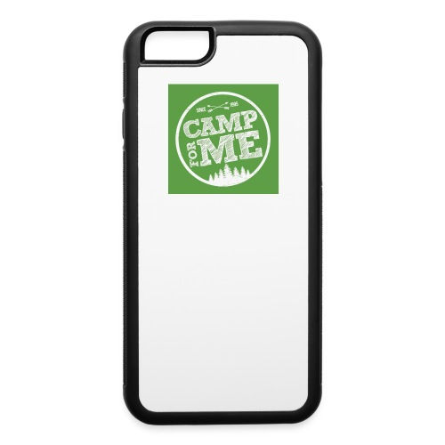 Camp  for Me 6/6s rubber iPhone case - iPhone 6/6s Rubber Case