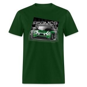 Mini Cooper R53MCS Green Tee - Men's T-Shirt
