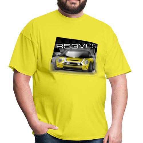 Mini Cooper R53MCS Yellow Tee - Men's T-Shirt