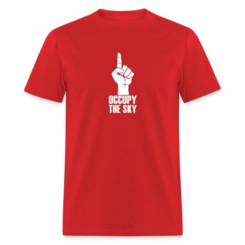 Occupy The Sky (Men's) - Men's T-Shirt