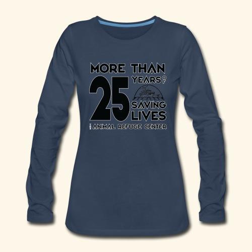 Longsleeve Tshirt - Women's Premium Long Sleeve T-Shirt