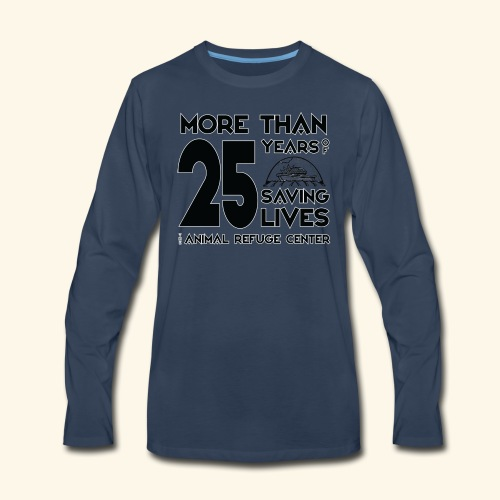 Mens Long Sleeve Tshirt - Men's Premium Long Sleeve T-Shirt