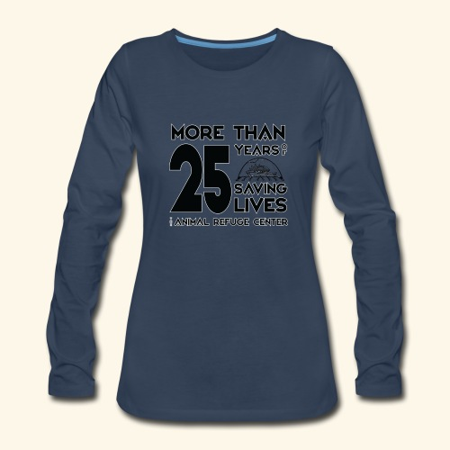 Womens Long Sleeve Tshirt - Women's Premium Long Sleeve T-Shirt
