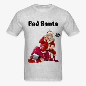 Bad Santa Men's Tee - Men's T-Shirt