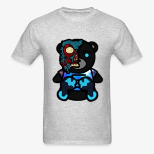 Patient Zero Men's Tee [Hood Bear Collection] - Men's T-Shirt