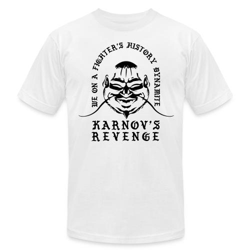 I FEEL LIKE KARNOV - Men's Fine Jersey T-Shirt