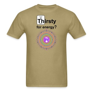 Thirsty C - Men's T-Shirt