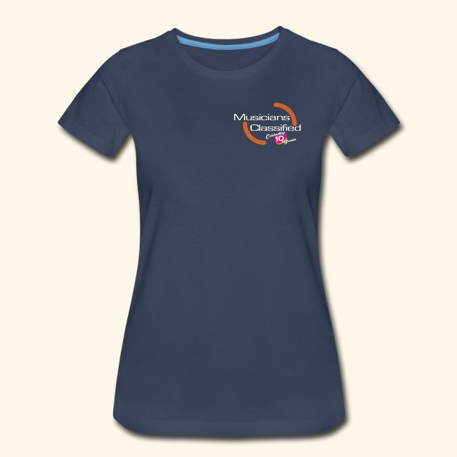 Womens Premium T-Shirt LTD ED 10 Year Anniversary
