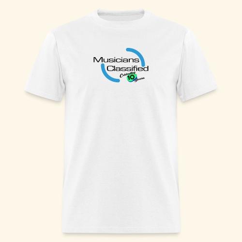 Mens Premium T-Shirt LTD ED 10 Year Anniversary - Men's T-Shirt
