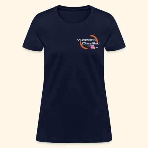 Womens T-Shirt LTD ED 10 Year Anniversary - Women's T-Shirt