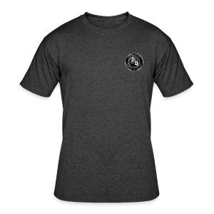 50/50 Heather Black Para Team shirt - Men's 50/50 T-Shirt