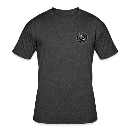 50/50 Heather Black Para Team shirt - Men's 50/50 T-Shirt