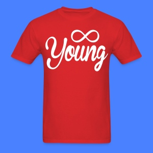 Forever Young T-Shirts - stayflyclothing.com - Men's T-Shirt