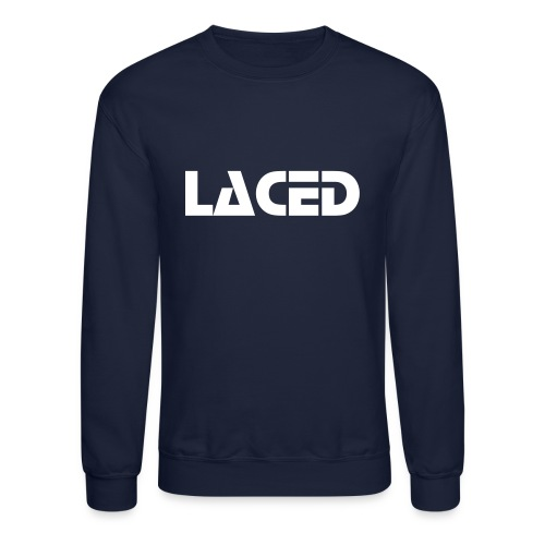 Front and Back Crew Neck - Crewneck Sweatshirt