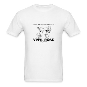 Vinyl Road Tour 2016  T-shirt - Men's T-Shirt