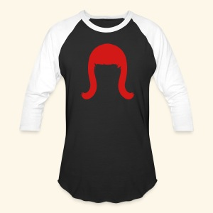 Coco Wig Baseball Tee - Baseball T-Shirt