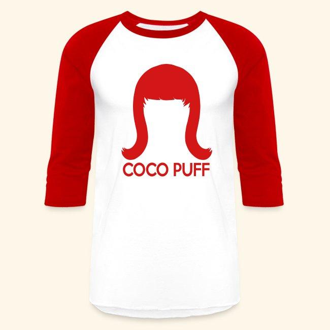 Coco Puff Baseball Tee