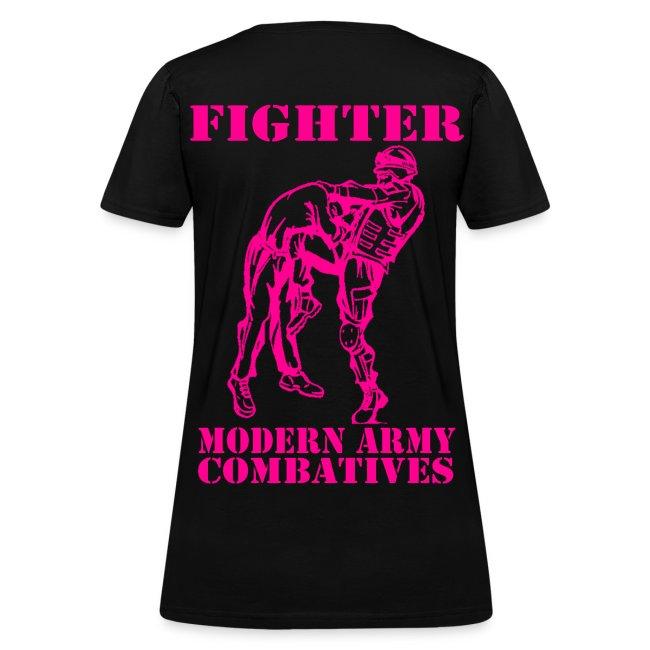 MACP Fighter Classic Women's T