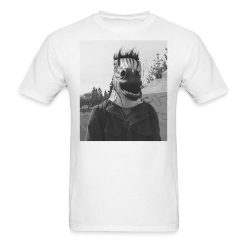 Zebra Shirt (Men) - Men's T-Shirt
