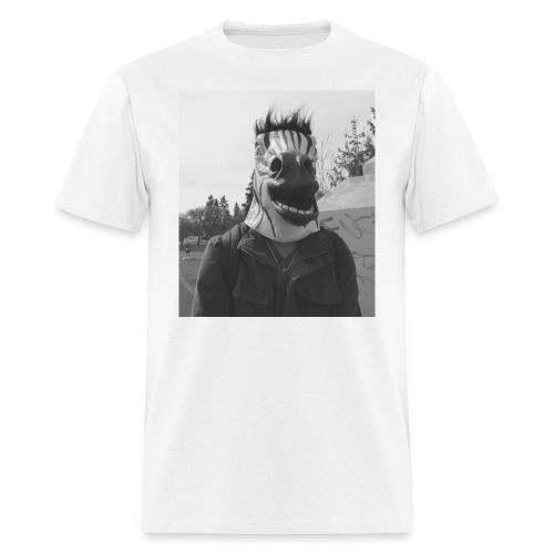Zebra Shirt (Men) - Men's T-Shirt