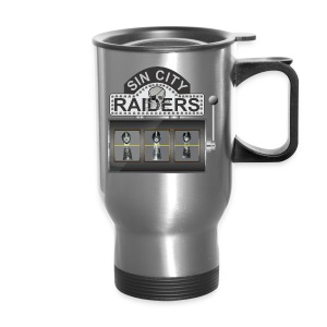Sin City Raiders slots mug - Travel Mug