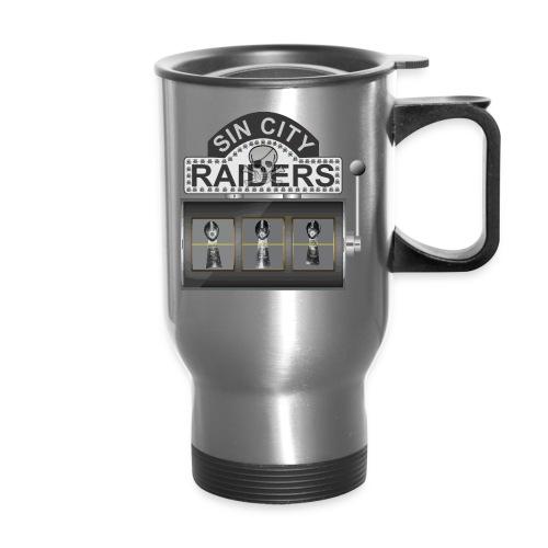 Sin City Raiders slots mug - Travel Mug