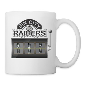 Sin City Raiders slots cup - Coffee/Tea Mug
